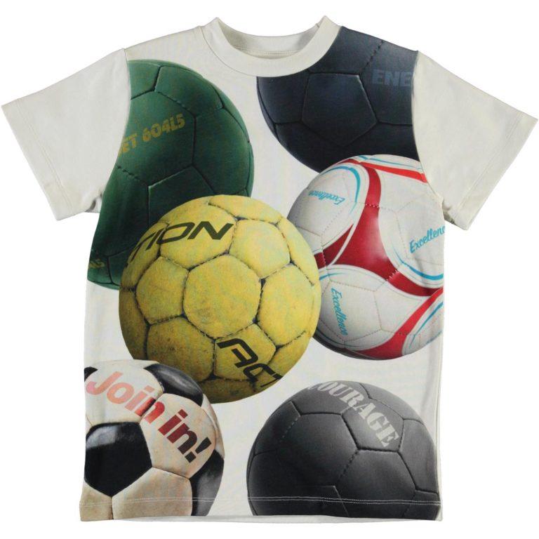 MOLO, Road Soccer Balls t-paita
