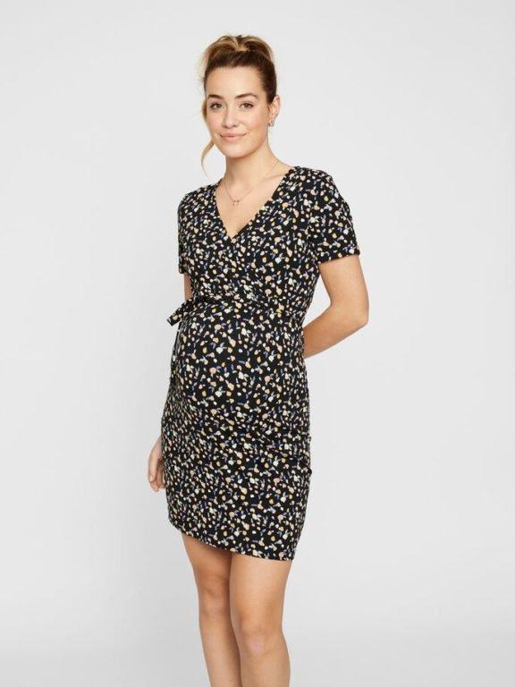Mamalicious, TINNA TESS S/S JERSEY DRESS 2F mekko