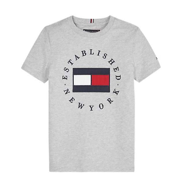 Tommy Hilfiger, th flag t-paita nuorille
