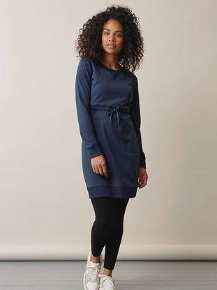 Boob, b-warmer dress imetysmekko sininen