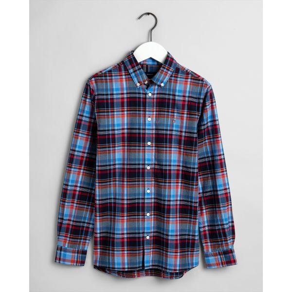 Gant, preppy madras bd shirt kauluspaita