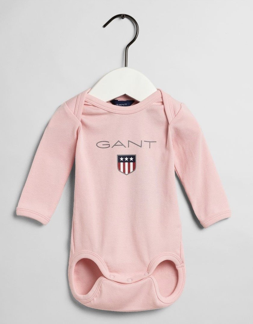 Gant, organic gant shield logo body