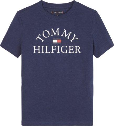 Lasten Tommy Hilfiger, Essential Logo T-paita
