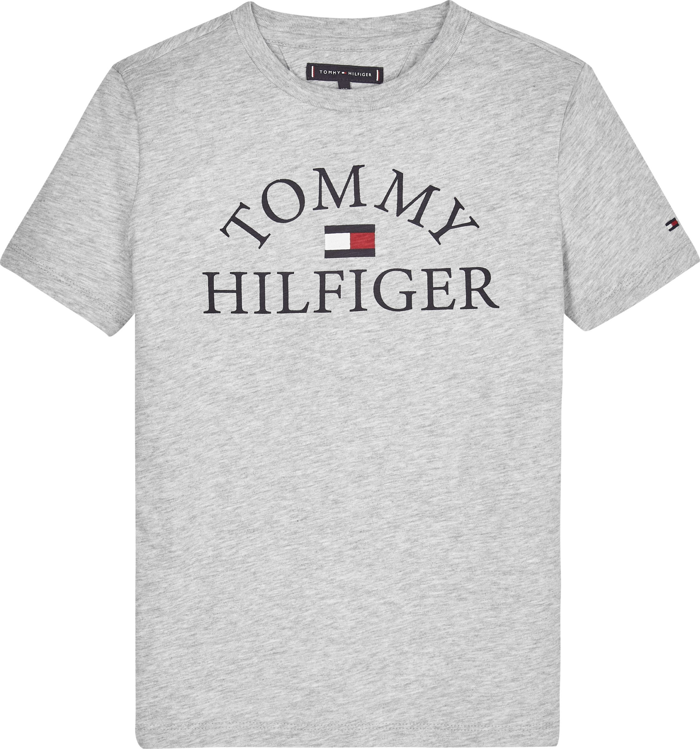 Nuorten Tommy Hilfiger, Essential Logo T-paita