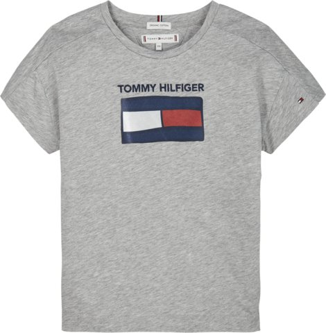 Tommy Hilfiger, fun graphic flag t-paita