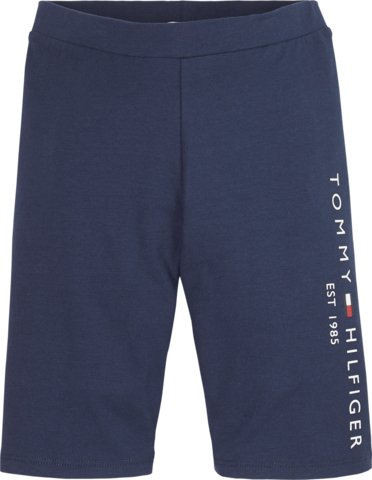 Nuorten Tommy Hilfiger, essential cycling shortsit sininen