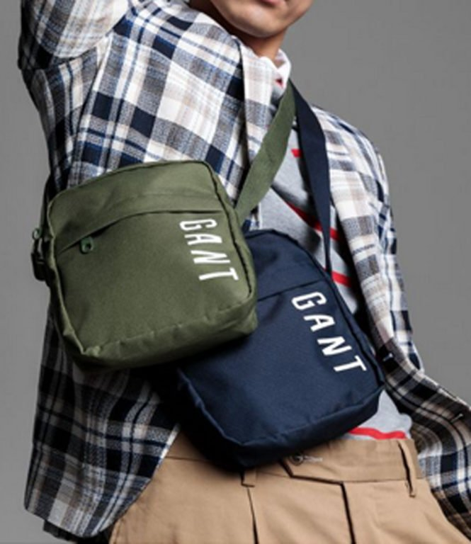 Gant, casual shoulder bag olkalaukku