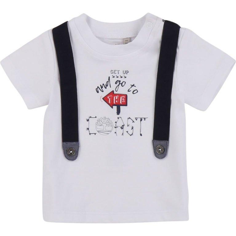 Timberland, t-paita valkoinen