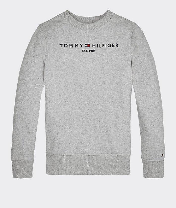 Tommy Hilfiger, Essential cn sweatshirt collegepusero