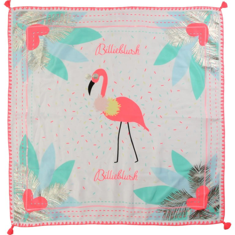 Billieblush, flamingo huivi