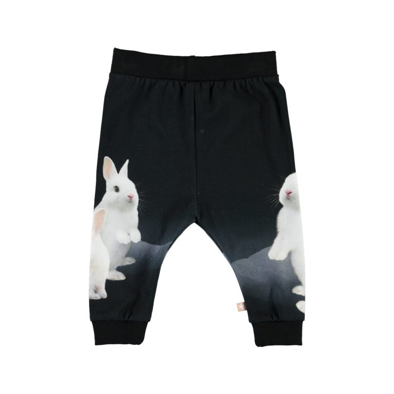 MOLO WHITE BUNNIES HOUSUT
