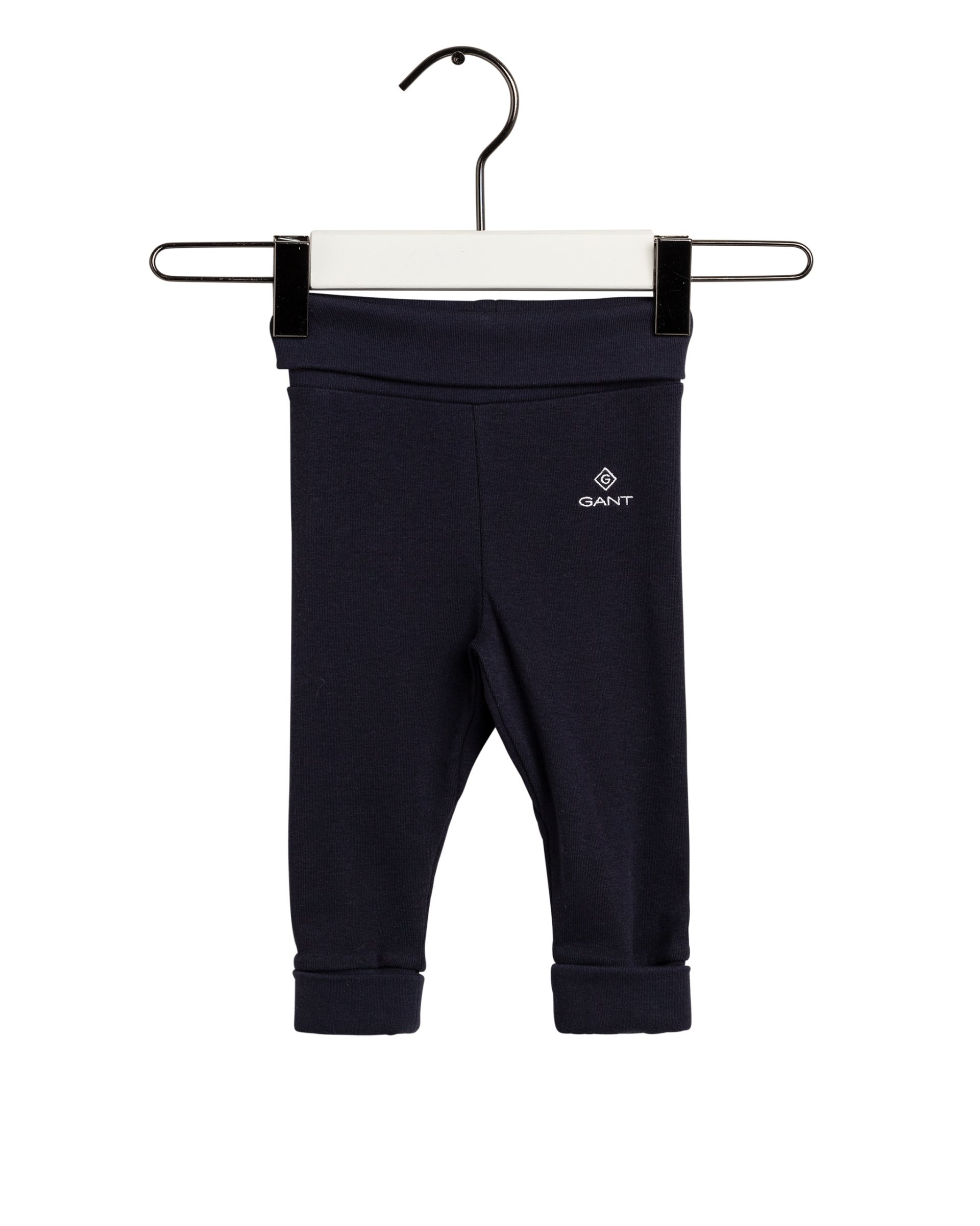Gant, organic lock-up pants tummansininen