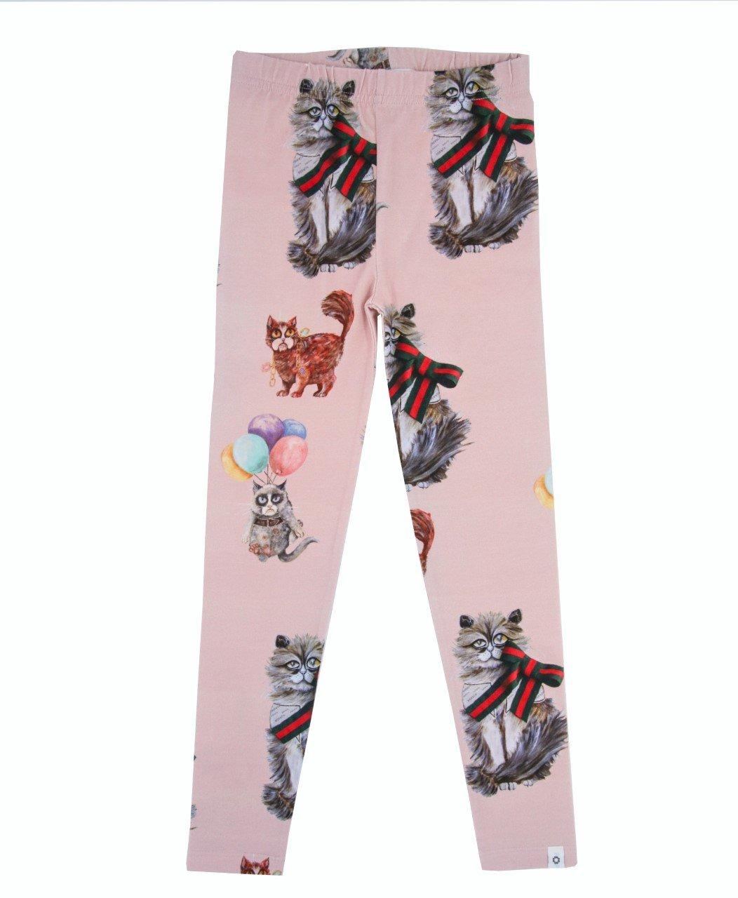 Pop&Co Helsinki, Pink Cat leggingsit