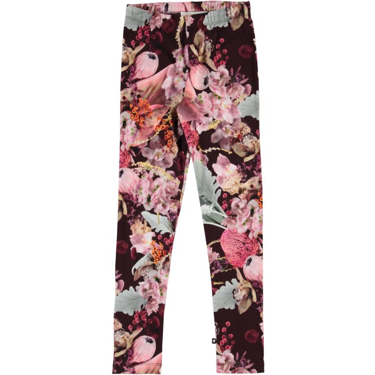 Molo Kids, Niki Winter Buoquet legginssit