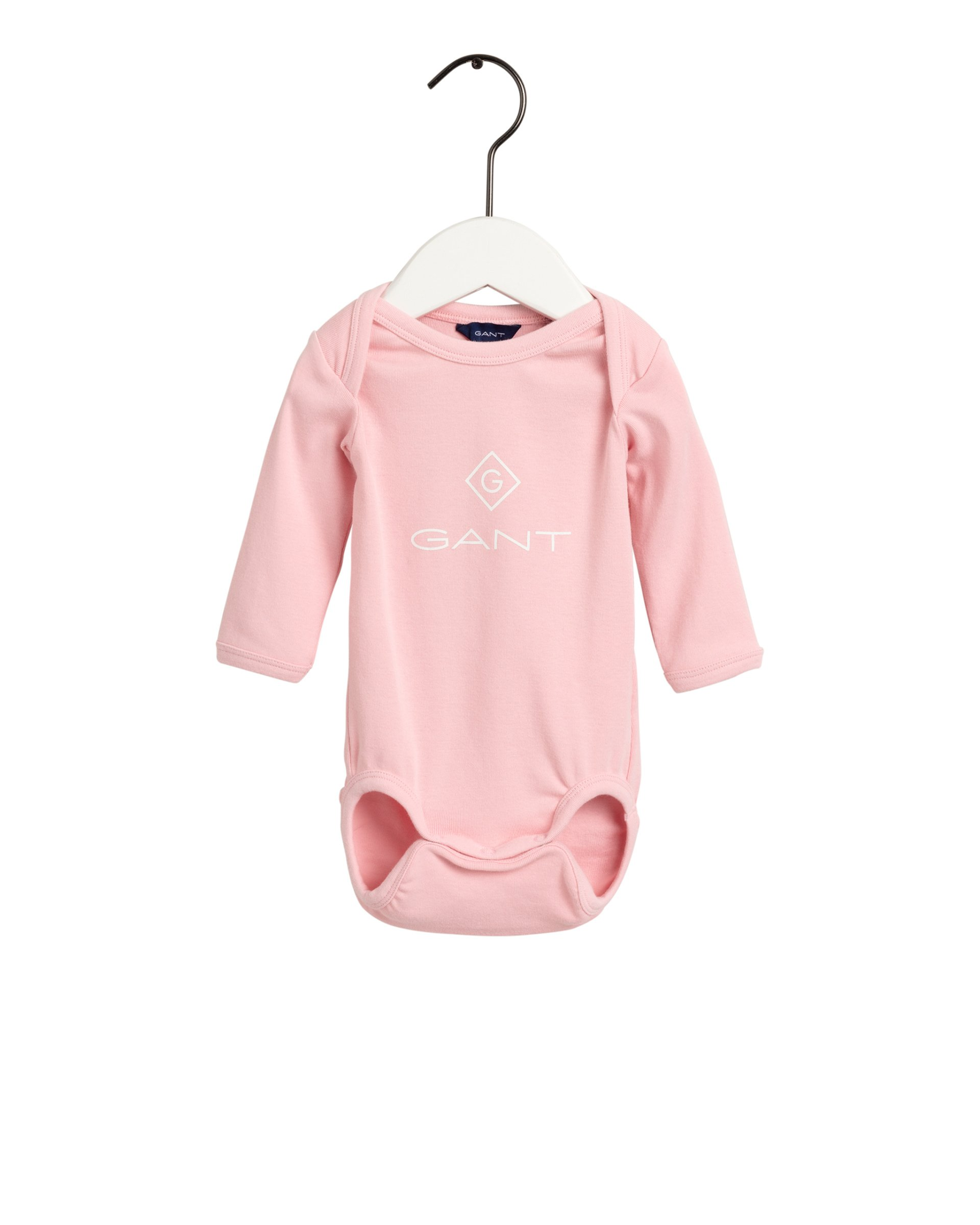 GANT, organic lock-up body preppy pink