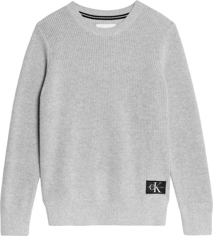 Calvin Klein, Oco regular crew sweater neule