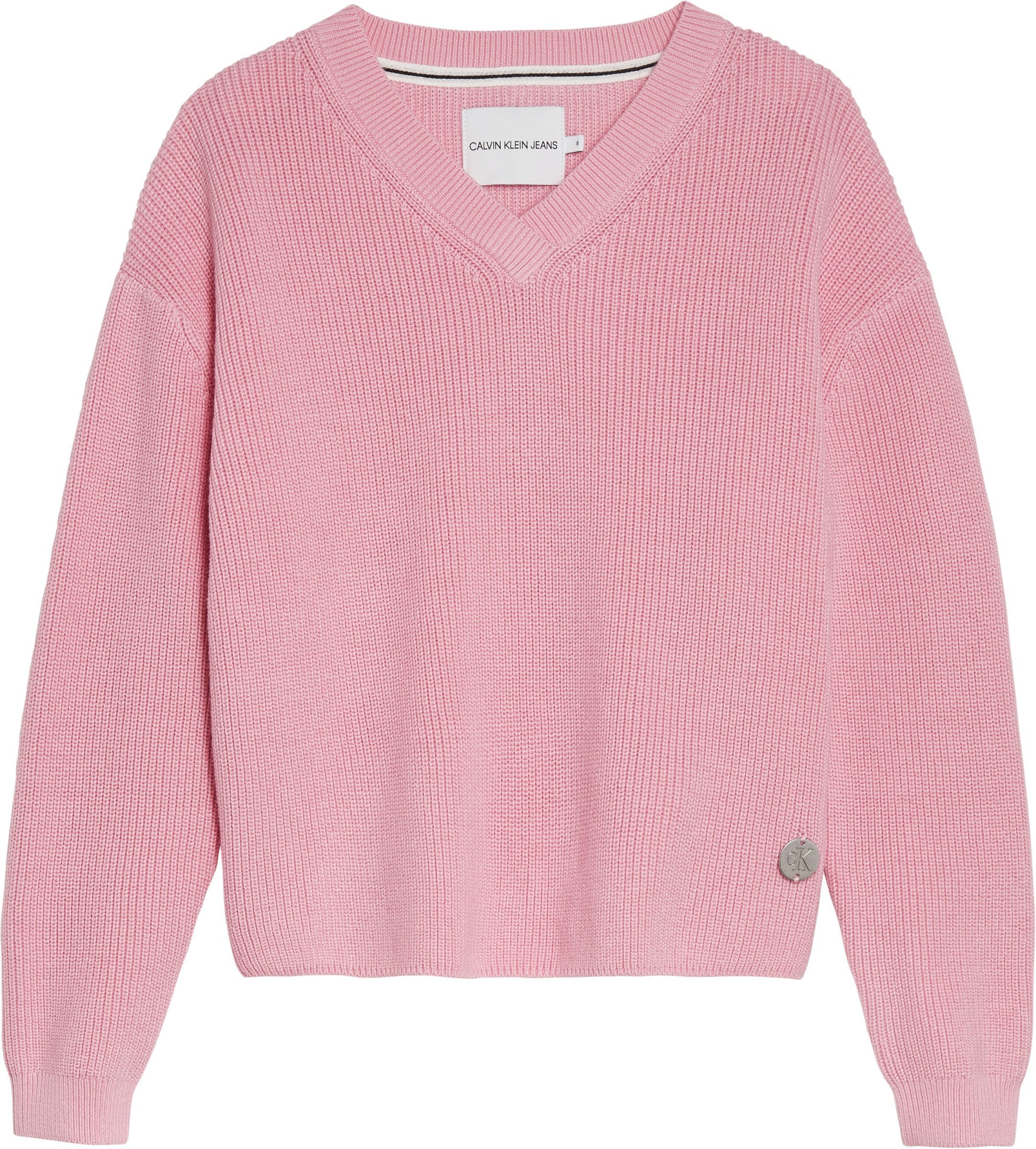 Calvin Klein, V-neck sweater neulepaita