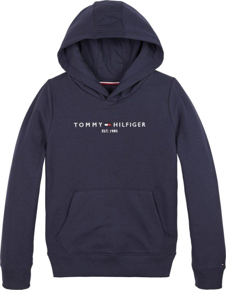 Tommy Hilfiger, Nuorten Essential huppari, sininen