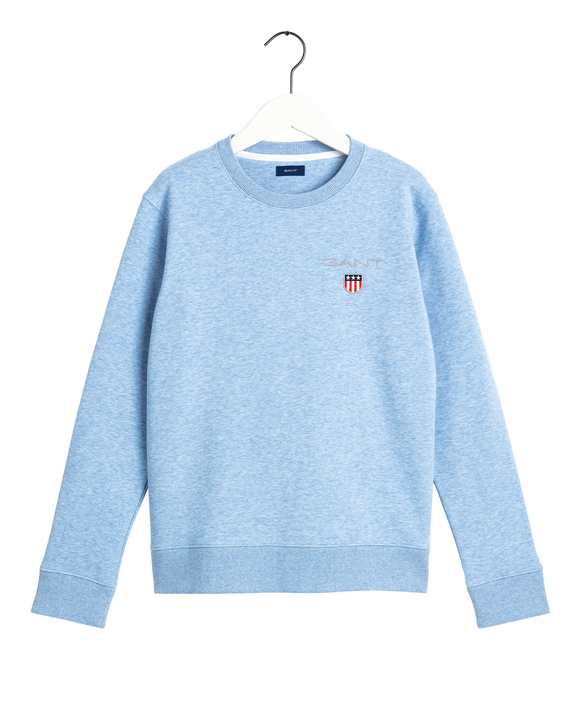 Gant, medium shield sweat collegepaita sininen