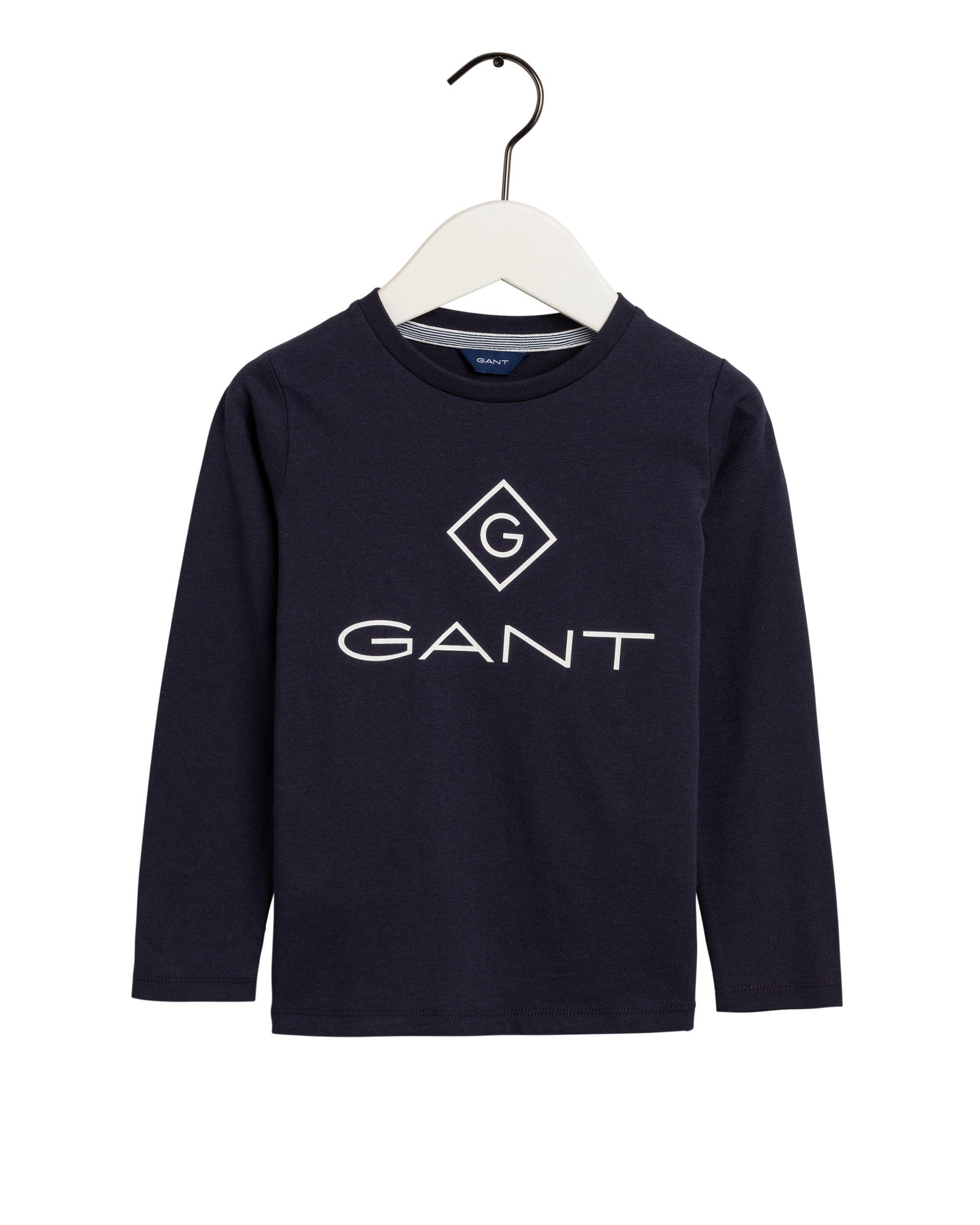 Gant, Lock-up pitkähihainen paita sininen