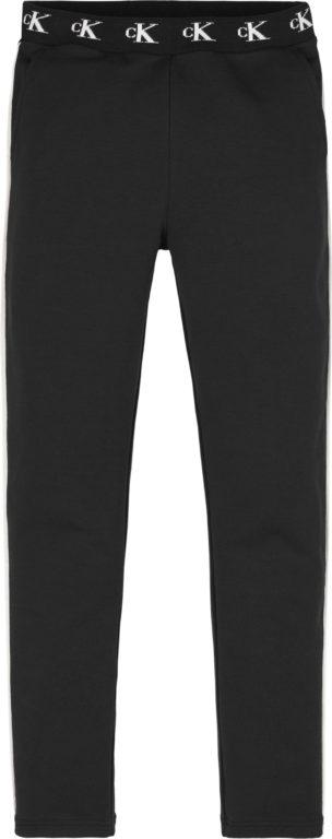 Calvin Klein, monogram str slim collegehousut