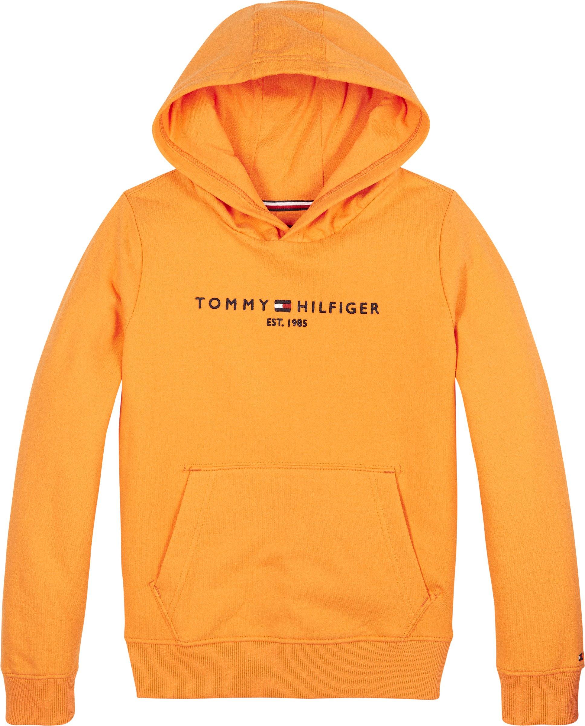 Tommy Hilfiger, Essential Hoodie oranssi