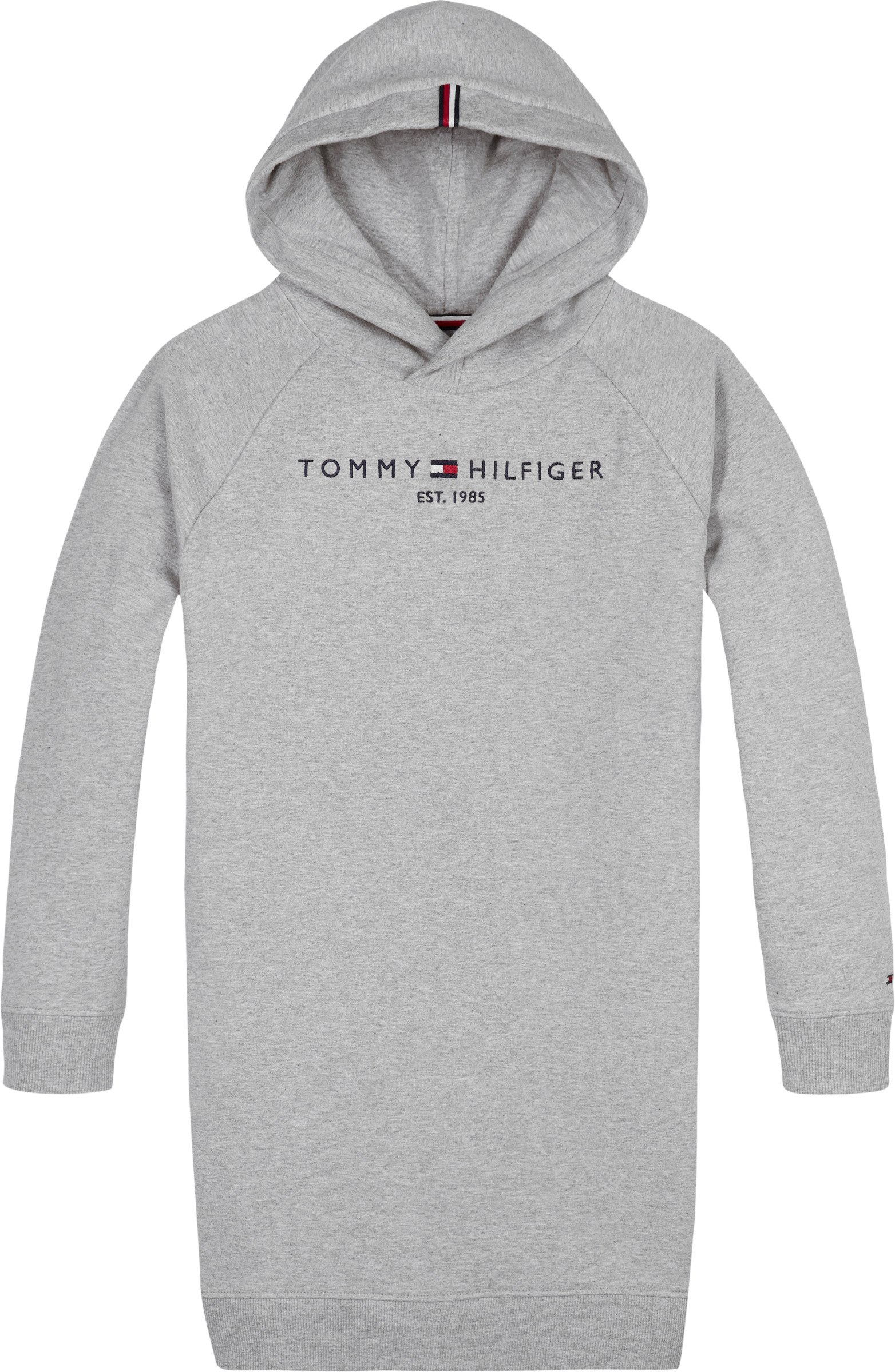 Tommy Hilfiger, essential hooded sweatdress l/s