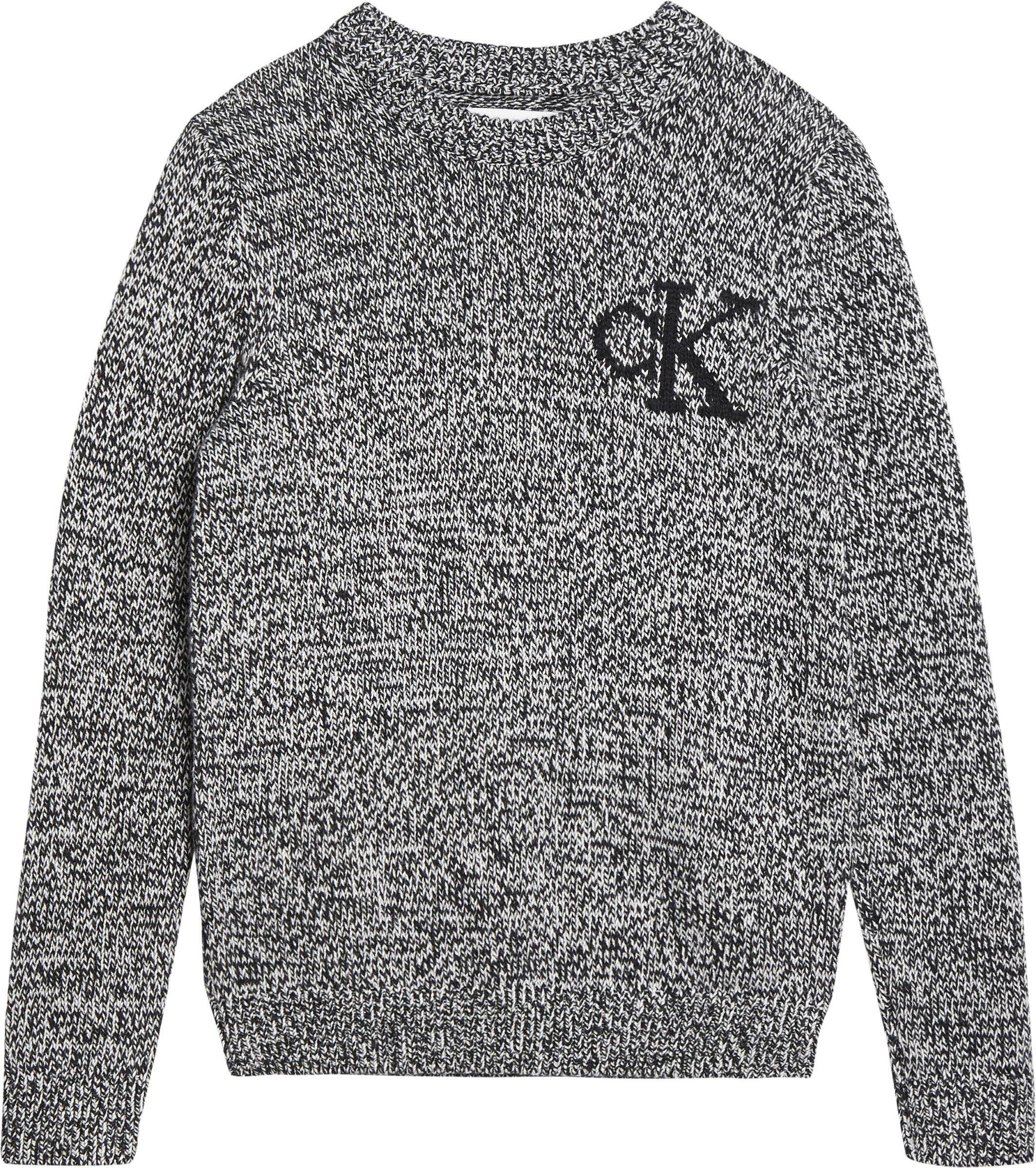 Calvin Klein, CK monogram neule