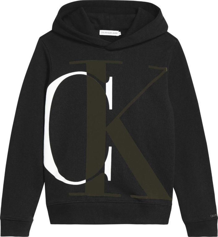 Calvin Klein, Exploded monogram huppari