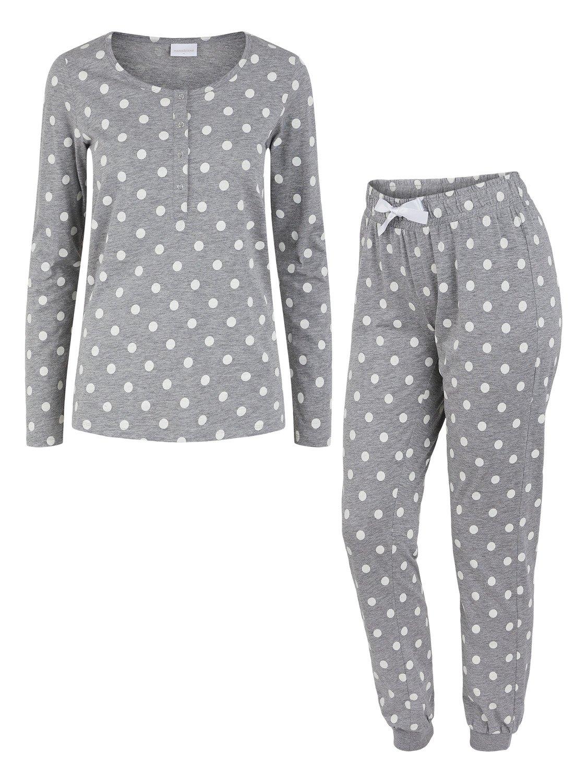 MAMALICIOUS, Chill lia rib jersey pyjama