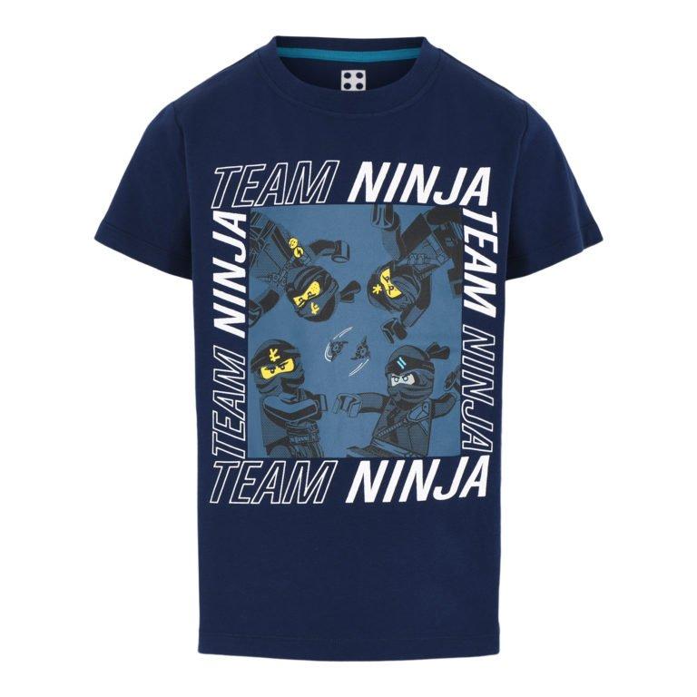 Lego Wear, Ninjago t-paita, sininen