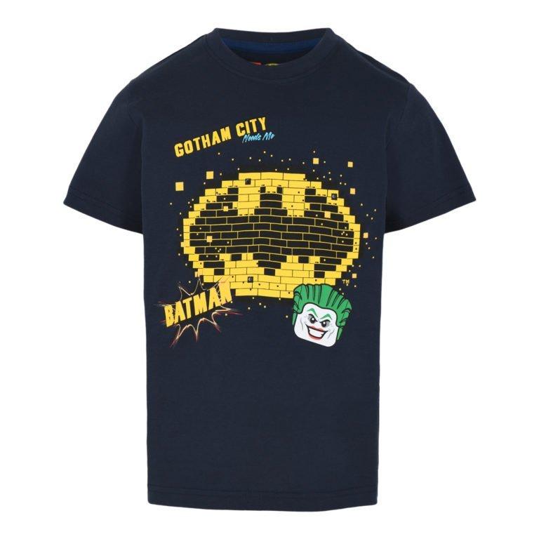 Lego Wear, batman t-paita, sininen