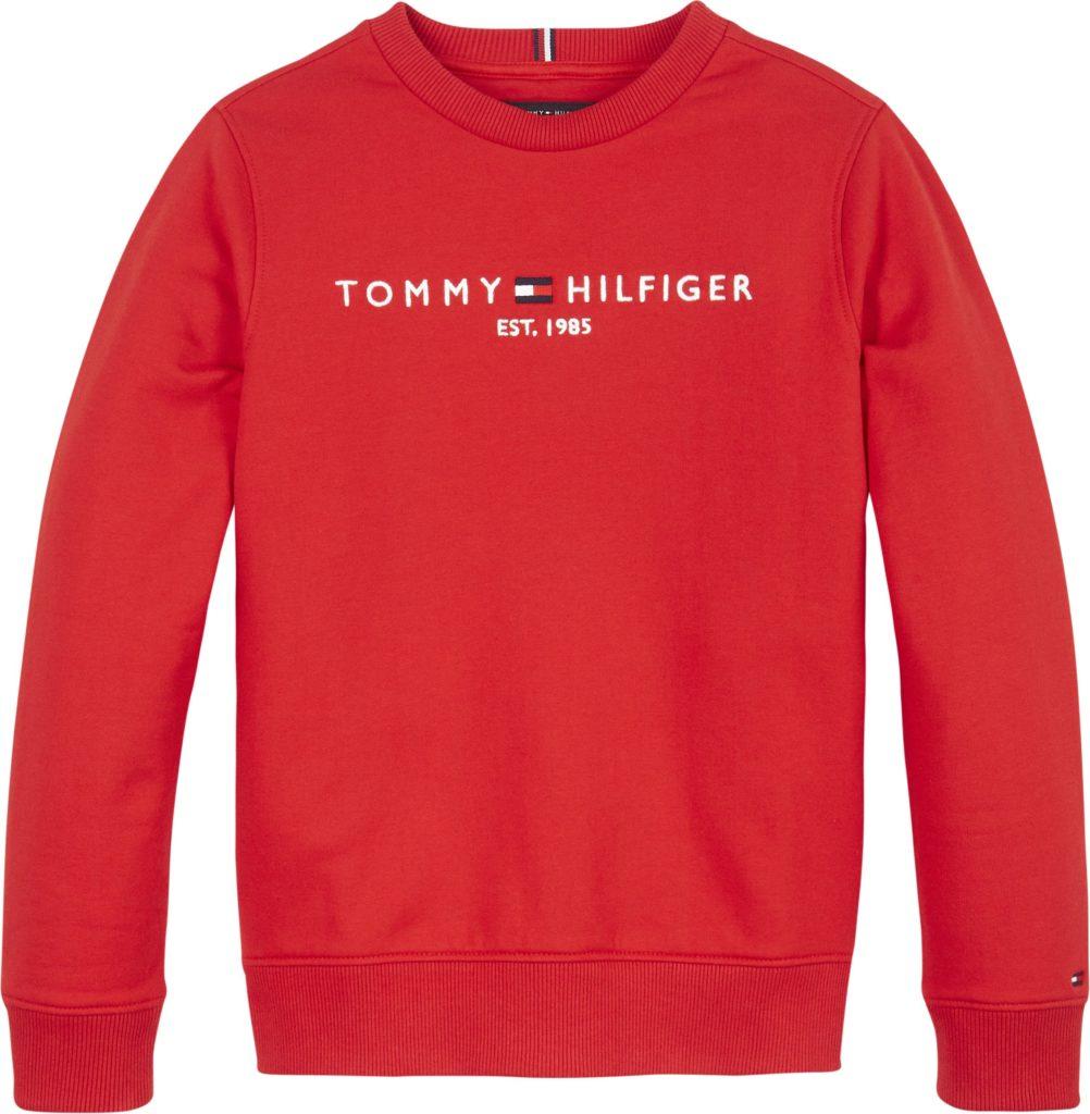 Tommy Hilfiger, Essential cn collegepusero punainen