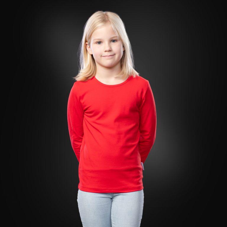 Verson Puoti, Mukava-paita Punainen