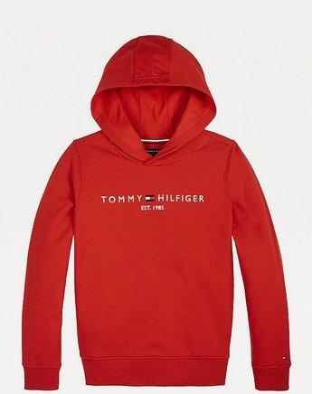 Tommy Hilfiger, Nuorten Essential Huppari, punainen