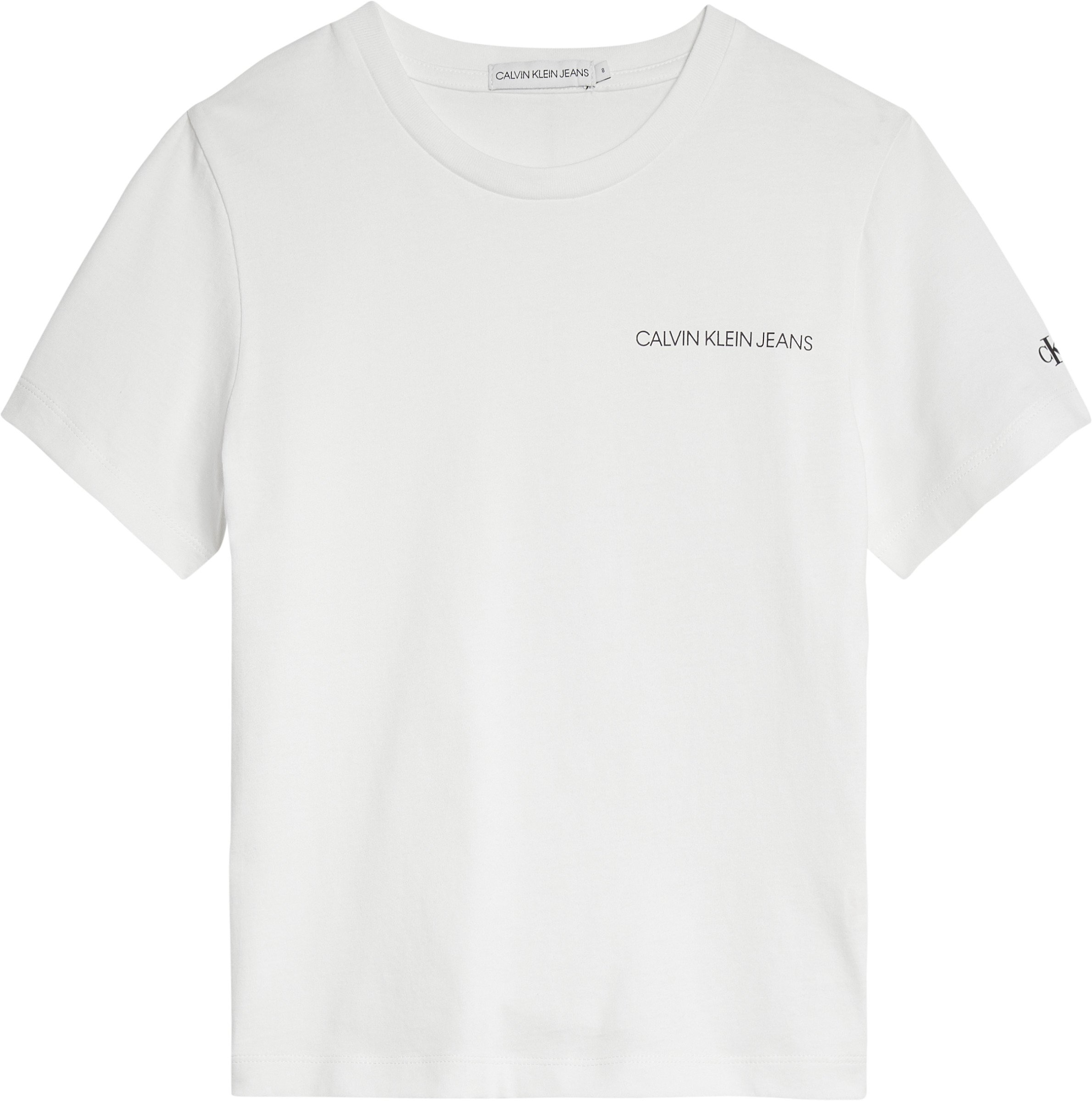 Calvin Klein, chest logo top t-paita
