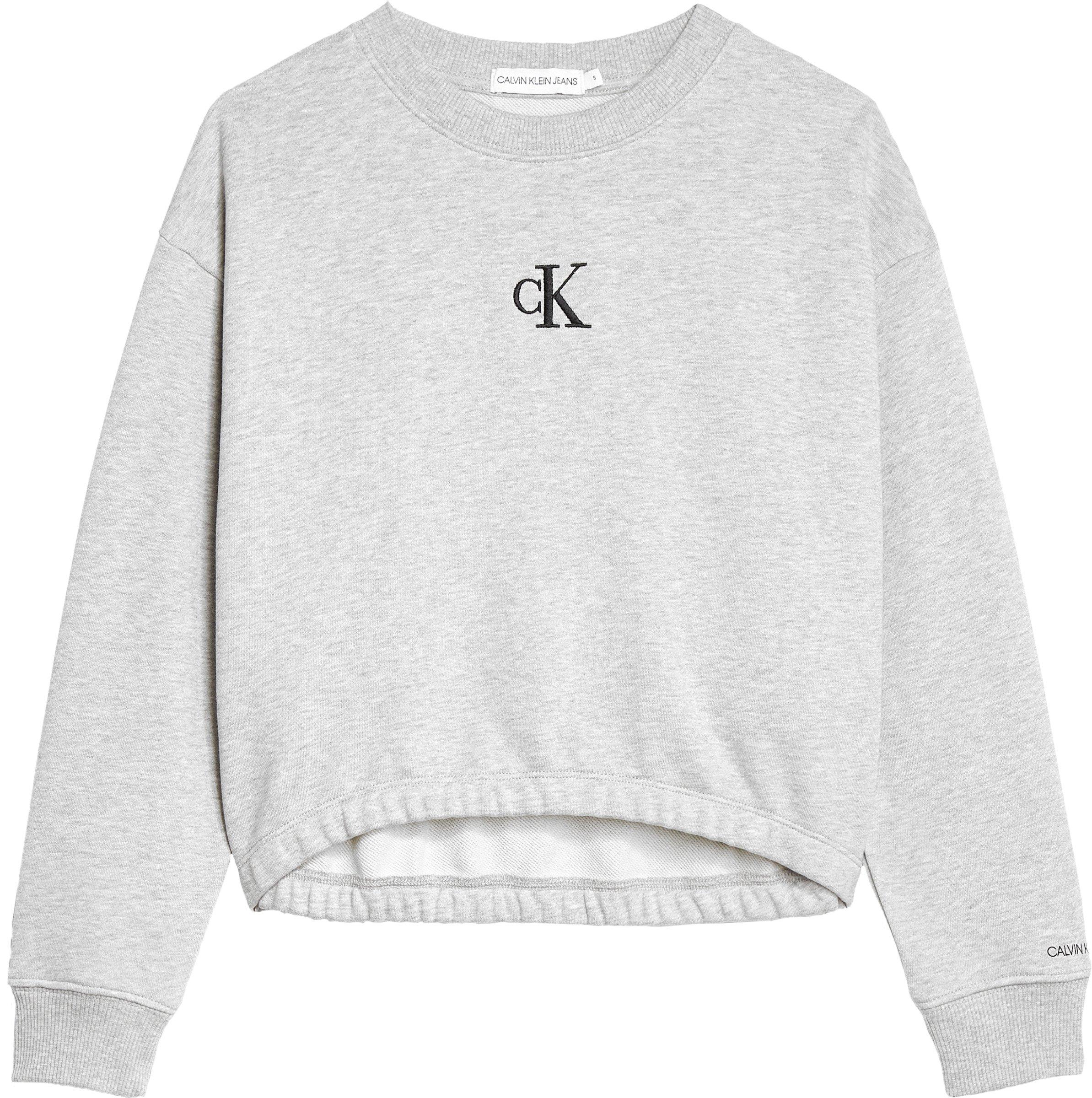 Calvin Klein, logo boxy collegepaita