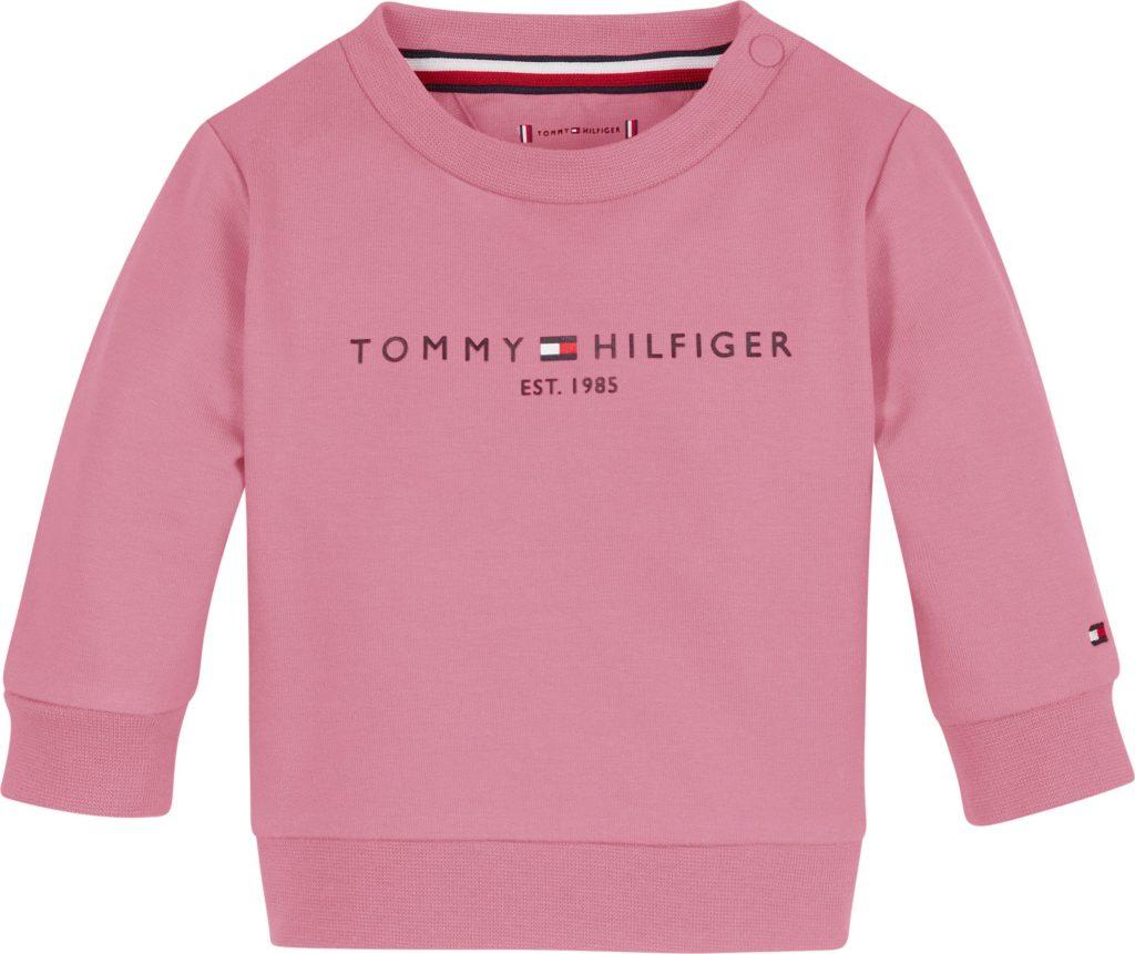 Tommy Hilfiger, Baby essential paita pinkki