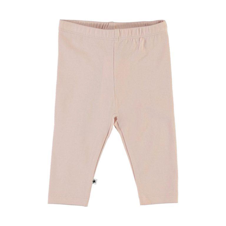 Molo Kids, Nette solid legginssit, vaaleanpunainen