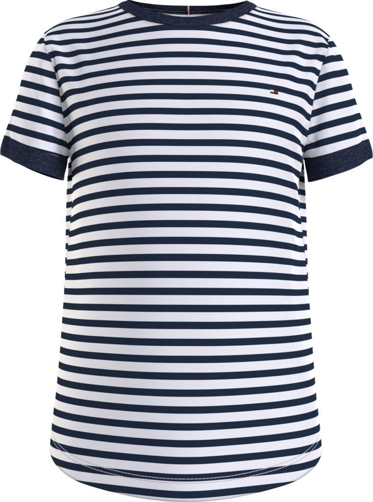 Tommy Hilfiger, nuorten essential stripe t-paita