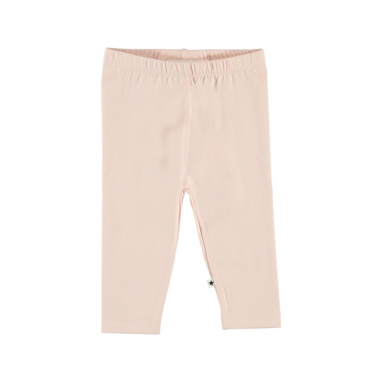Molo Kids, Nette solid legginssit, powder