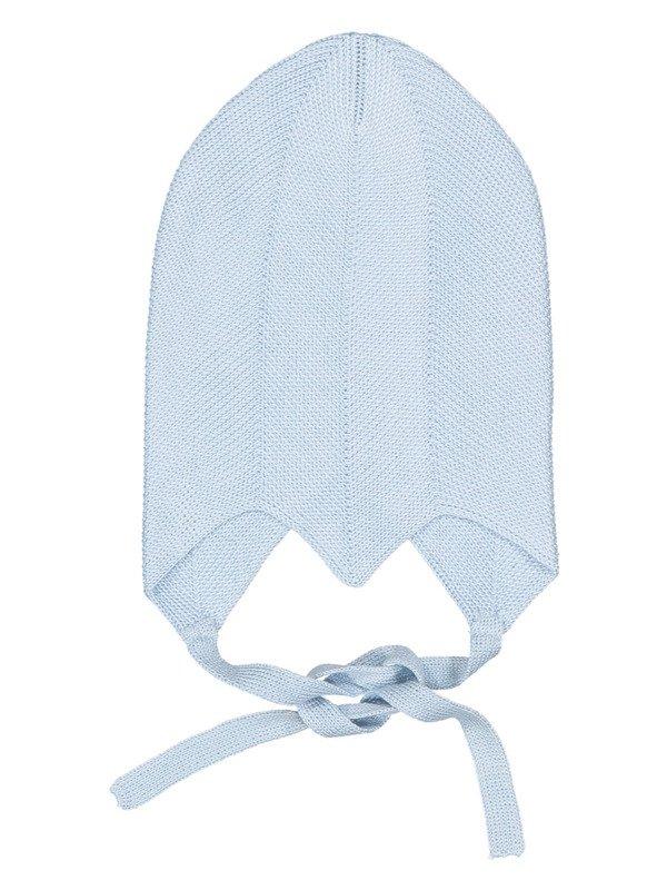 Ruskovilla silkkimyssy, vaalean sininen