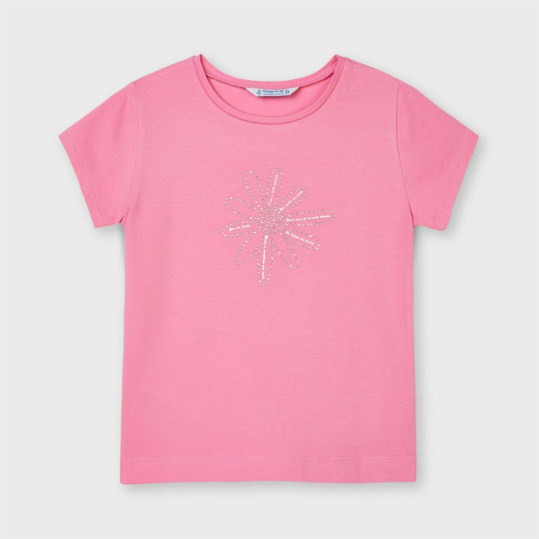 Mayoral, t-paita pinkki