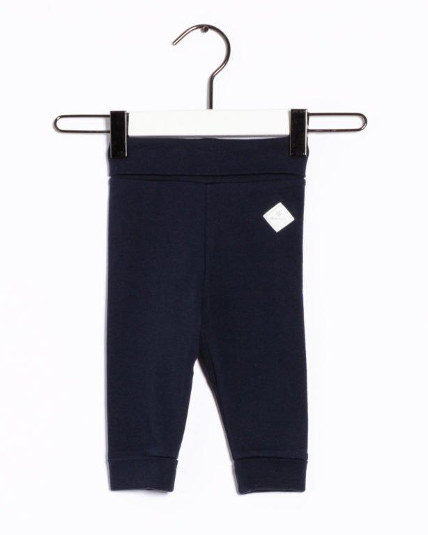 Gant, organic lock-up trikoohousut, tummansininen