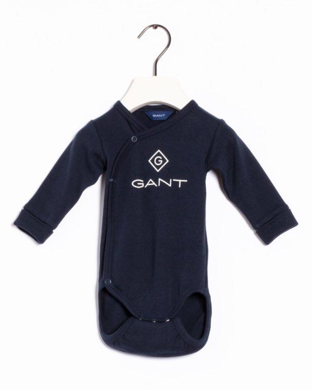 Gant, Lock-up organic cotton kietaisubody, navy