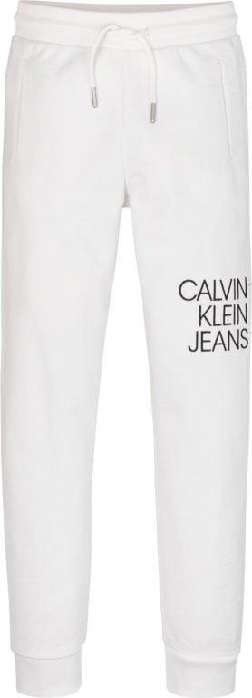 Calvin Klein, hybrid logo sweatpants collegehousut