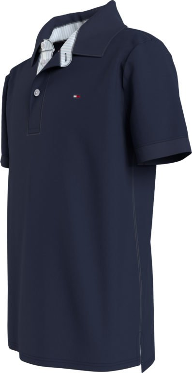 Tommy Hilfiger, Tommy ithaca poolo t-paita, navy