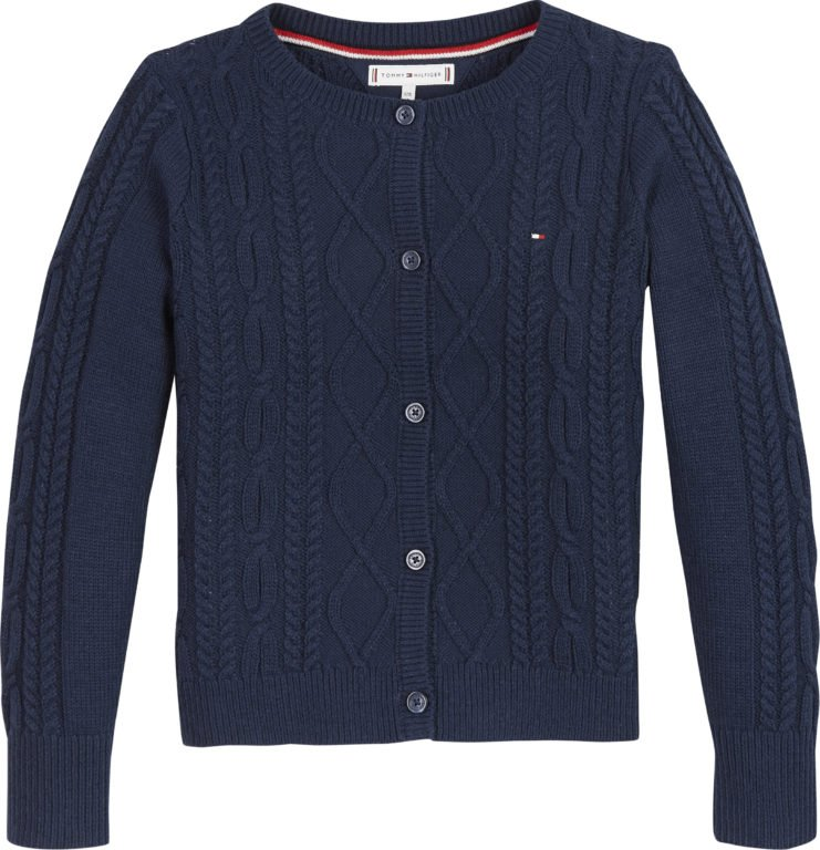 Tommy Hilfiger, Cable cardigan, neuletakki