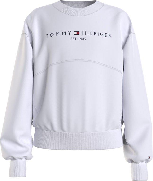 Tommy Hilfiger, Essential sweatshirt valkoinen
