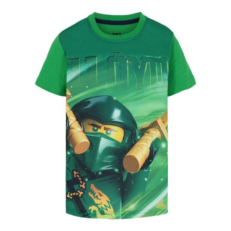 Lego Wear, Ninjago t-paita vihreä